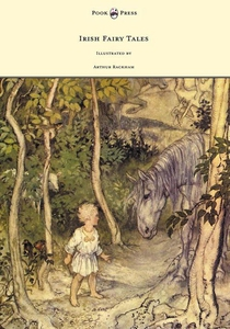 Irish Fairy Tales - Illustrated by Arthur Rackh
