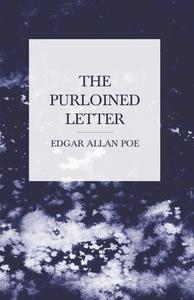 The Purloined Letter (e-bok) av Edgar Allan Poe