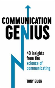 Communication Genius (ebok) av Tony Buon