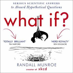 What If? (lydbok) av Randall Munroe, Ukjent
