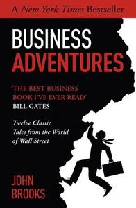 Business Adventures (ebok) av John Brooks