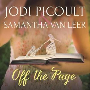 Off the Page (lydbok) av Jodi Picoult, Ukjent
