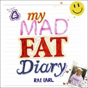 My Mad Fat Diary (lydbok) av Rae Earl, Ukjent