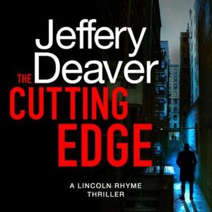 The Cutting Edge (lydbok) av Jeffery Deaver,