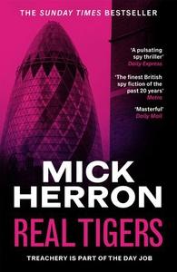 Real Tigers (ebok) av Mick Herron