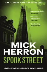 Spook Street (ebok) av Mick Herron