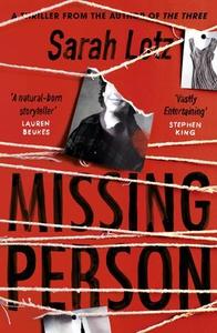 Missing Person (ebok) av Sarah Lotz