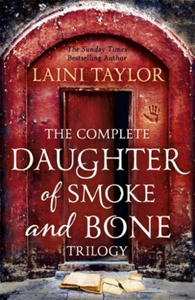 The Complete Daughter of Smoke and Bone Trilo