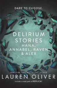 Delirium Stories (ebok) av Lauren Oliver