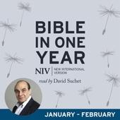 NIV Audio Bible in One Year (Jan-Feb)