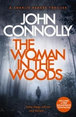 The woman in the woods