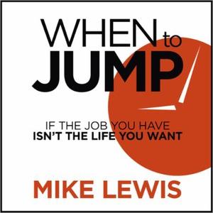 When to Jump (lydbok) av Mike Lewis, Ukjent