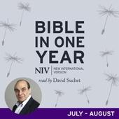 NIV Audio Bible in One Year (Jul-Aug)