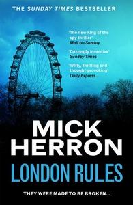 London rules (ebok) av Mick Herron