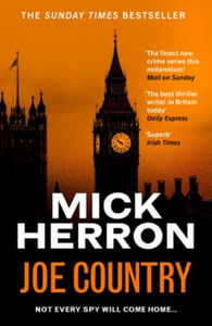 Joe Country (ebok) av Mick Herron