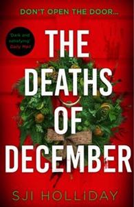 The deaths of december (ebok) av Susi Hollida