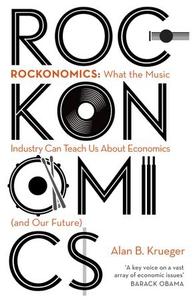 Rockonomics (ebok) av Alan Krueger