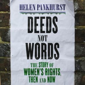 Deeds Not Words (lydbok) av Helen Pankhurst