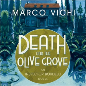 Death and the Olive Grove (lydbok) av Marco V
