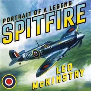 Spitfire (lydbok) av Leo McKinstry, Ukjent