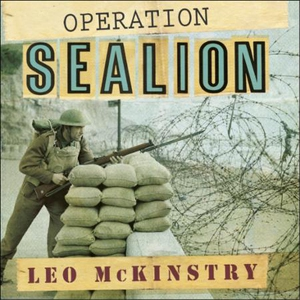 Operation Sealion (lydbok) av Leo McKinstry,