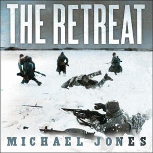 The Retreat (lydbok) av Michael Jones, Ukjent