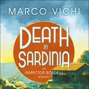 Death in Sardinia (lydbok) av Marco Vichi