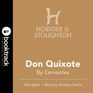 Don Quixote (lydbok) av Miguel De Cervantes