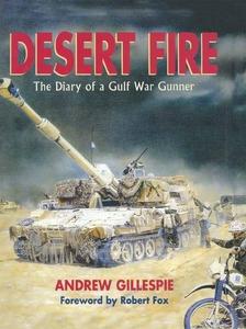 Desert Fire (e-bog) af Andrew Gillespie