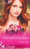 Fortune's June Bride