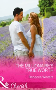 The Millionaire's True Worth (ebok) av Rebecc