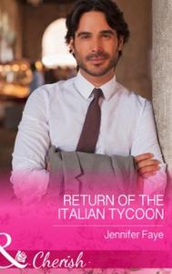 Return of the Italian Tycoon (ebok) av Jennif