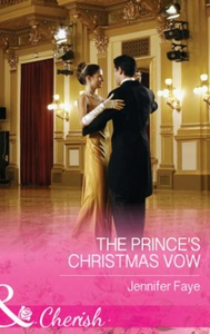 The Prince's Christmas Vow (ebok) av Jennifer