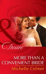More than a Convenient Bride (ebok) av Michel