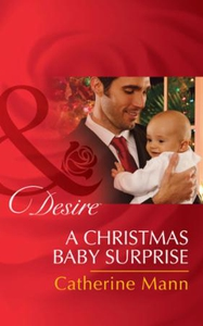 A Christmas Baby Surprise (ebok) av Catherine