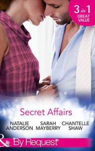 Secret Affairs (ebok) av Natalie Anderson, Sa