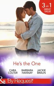 He's the One (ebok) av Cara Colter, Barbara H