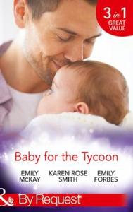 Baby for the Tycoon (ebok) av Emily McKay, Ka