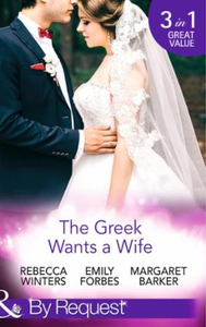 The Greek Wants a Wife (ebok) av Rebecca Wint