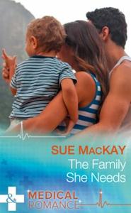 The Family She Needs (ebok) av Sue MacKay