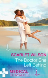 The Doctor She Left Behind (ebok) av Scarlet