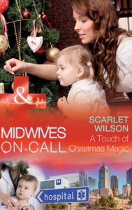 A Touch Of Christmas Magic (ebok) av Scarlet