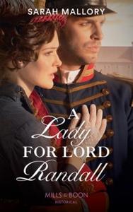 A Lady for Lord Randall (ebok) av Sarah Mallo