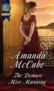 The Demure Miss Manning (ebok) av Amanda McCa
