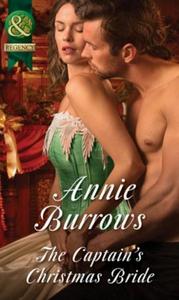 The Captain's Christmas Bride (ebok) av Annie