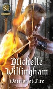 Warrior Of Fire (ebok) av Michelle Willingham