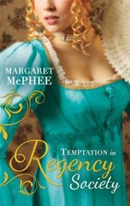Temptation in Regency Society (ebok) av Marga