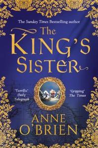 The King's Sister (ebok) av Anne O'Brien