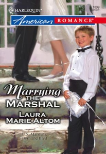 Marrying the Marshal (ebok) av Laura Marie Al
