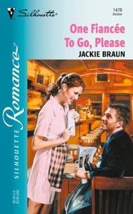 One fiancee to go, please (ebok) av Jackie Br